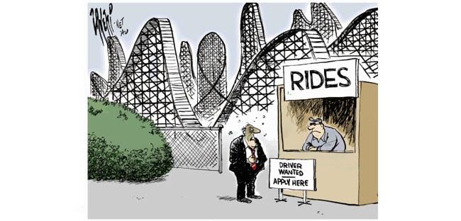 Investing roller-coaster