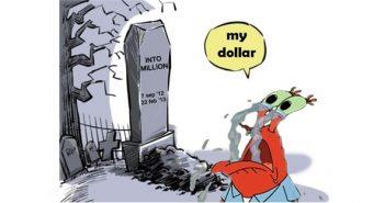 RIP and Lavish Funeral