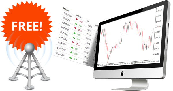 Free real time forex trading signals