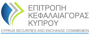 Regulated by Cyprus Securities and Exchange Commission