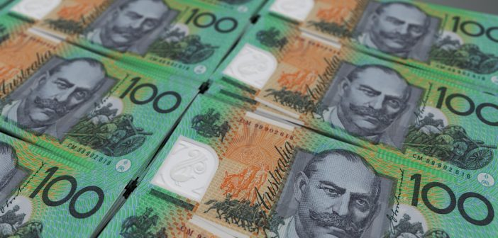 AUD/USD showed first reversal signs on panic selloff on coronavirus hysteria