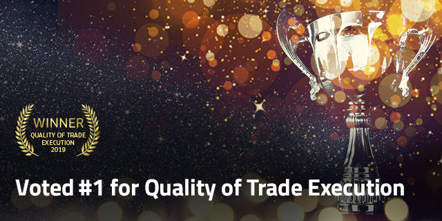 "FP Markets rated as ""the Best for Quality of Trade Execution 2019"""