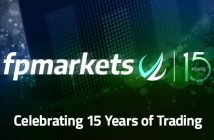FP Markts Forex Broker 15 year anniversary