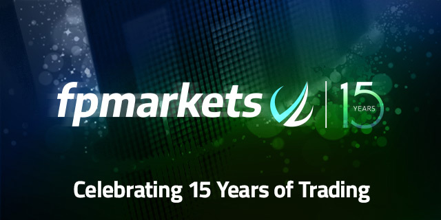 FP MARKETS BROKER CELEBRATES ITS 15 YEAR ANNIVERSARY