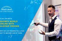 Alistair Crooks - 15 July - ShowFx World