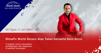 Trading Webinar with Gero Azrul - 8 August 2020