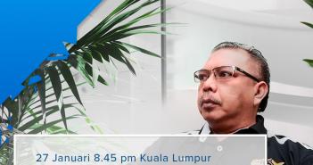 Mohd Zulkifli Mohd Din - Webinar 27 January 2021